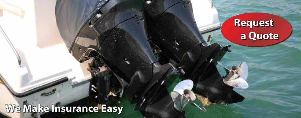We Make Insurance Easy - Request a Quote - boat propellers